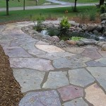 Chilton Landscape Flagstone and Steppers