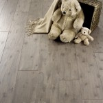 naturally aged hardwood flooring in home