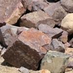 Baraboo Fractured Landscape Boulders