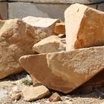 Caramel Quartz Landscape Boulders