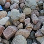 8-12 Inch Granite Landscaping Boulders