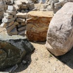Miscellaneous Stand-Up Landscape Boulders