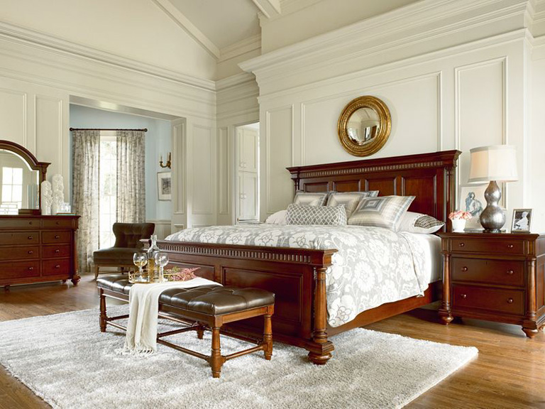 furniture bedroom thomasville 1 benson stone