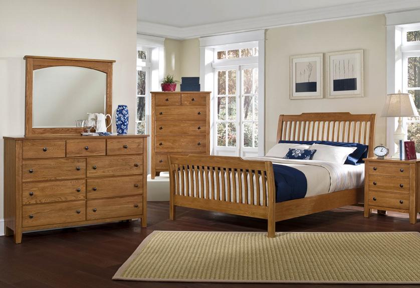 furniture bedroom vaughan bassett 1 Benson Stone