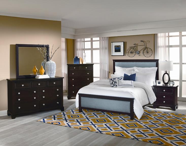 furniture bedroom vaughan bassett 6 Benson Stone
