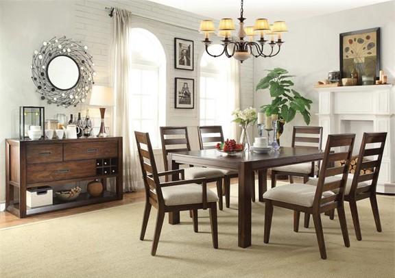 riverside dining room sets medley rectangular dining