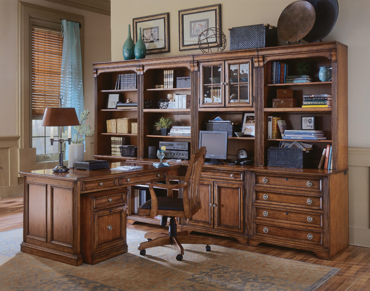 Office Furniture Work Or Home Rockford IL Benson Stone Co Impressive Hooker Furniture Home Office