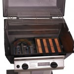 Broilmaster R3B Infrared and Blue Flame Gas Grill