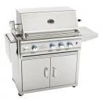 Summerset 32PRM gas grill with cart