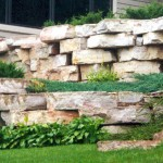 Chilton Outcropping Landscape Stone
