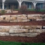 Fond Du Lac Outcropping Landscape Stone