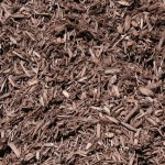 Designer Dark Brown Processed Landscaping Mulch at Benson Stone Co. in Rockford, IL