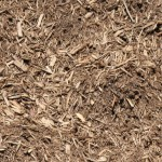 Double Processed Hardwood Landscaping Mulch at Benson Stone Co. in Rockford, IL