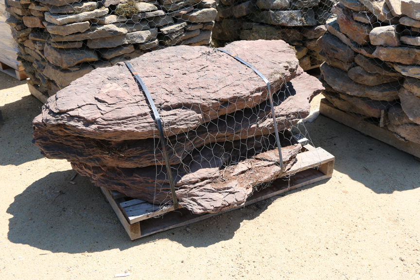 Outcropping Landscape Stone Rockford Il Benson Stone Co