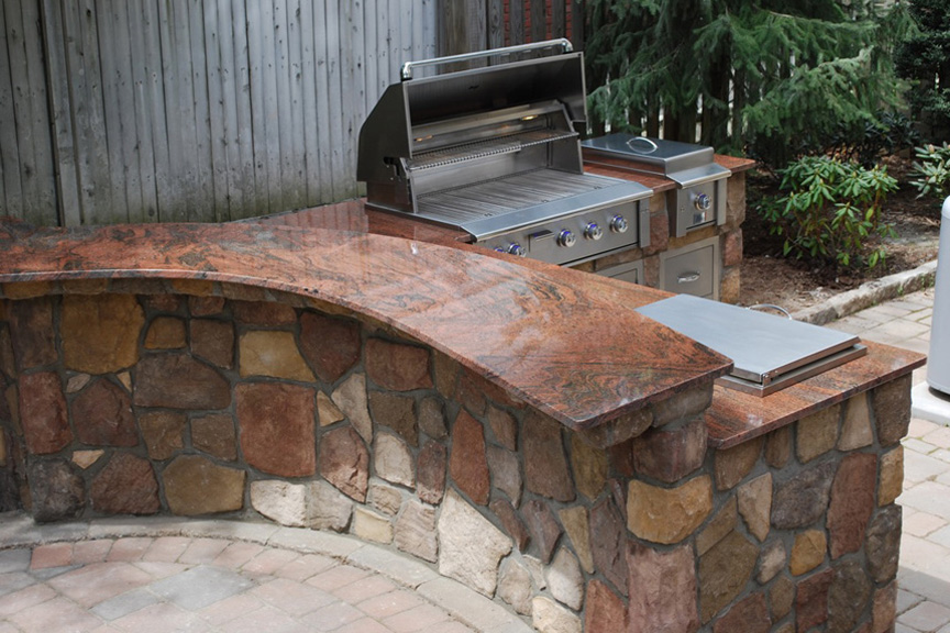 Outdoor Living | Benson Stone Co. | Rockford, IL on Summerset Outdoor Living id=77971