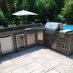 Outdoor Kitchen by Summerset at Benson Stone Co. in Rockford, IL