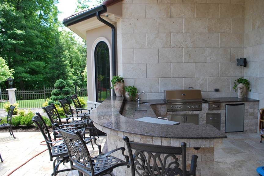 Outdoor Living | Benson Stone Co. | Rockford, IL on Summerset Outdoor Living id=31975
