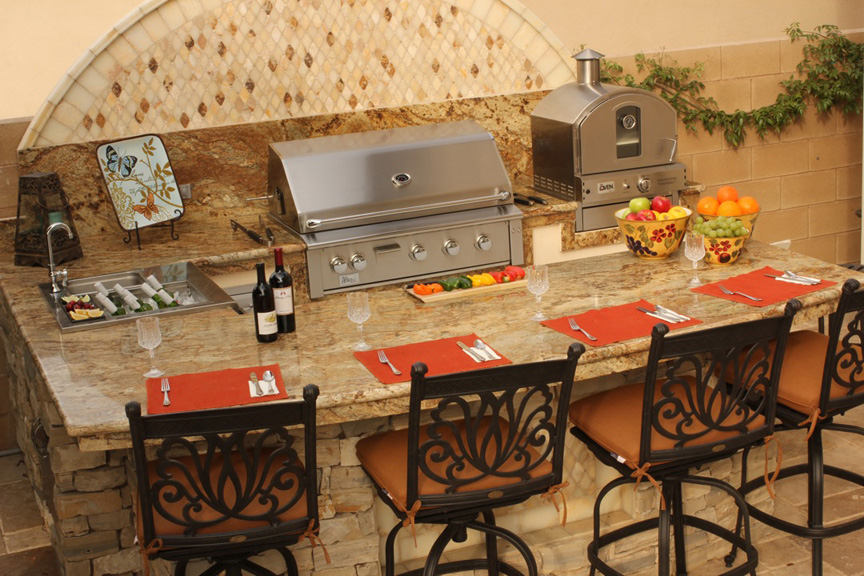 Outdoor Living | Benson Stone Co. | Rockford, IL on Summerset Outdoor Living id=85498