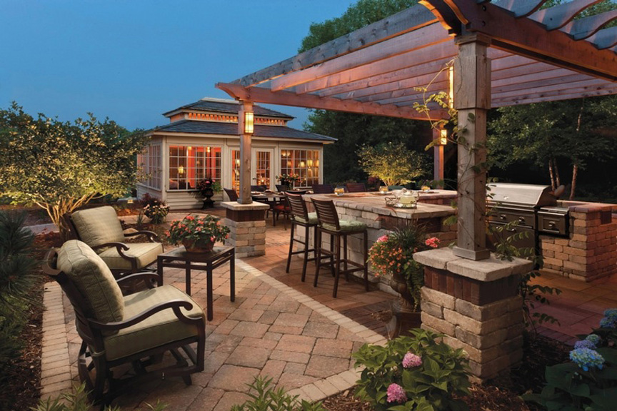 Outdoor Living   Benson Stone Co.   Rockford, IL on Outdoor Living Company id=25860