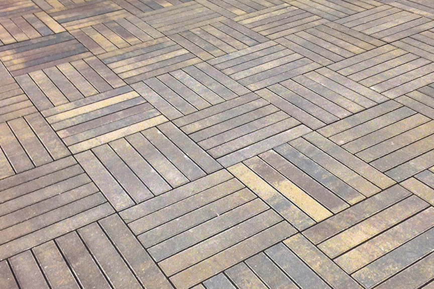 Free Brick Paver Patio Designs
