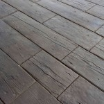 Barn Planks Paver Patio by Silver Creek Stoneworks at Benson Stone Co. in Rockford, IL