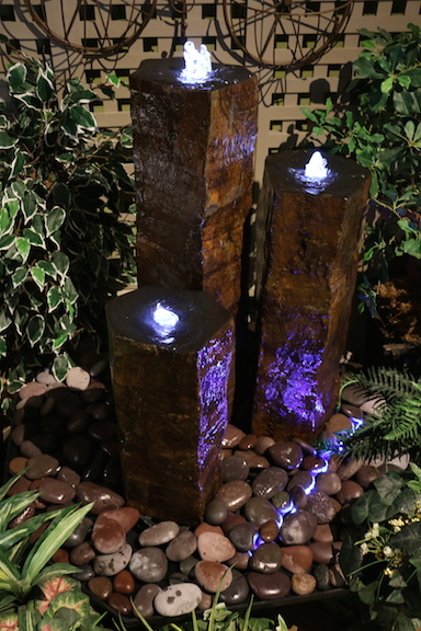 Outdoor Wall Lighting On Brick