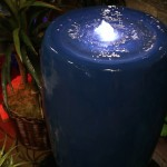 Vase Bubbler Water Feature by EasyPro at Benson Stone Co. in Rockford, IL