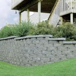 Classic 6 Retaining Wall Block by Rochester Concrete Products at Benson Stone Co. in Rockford, IL