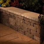 Lakeland Retaining Wall Block by Rochester Concrete Products at Benson Stone Co. in Rockford, IL