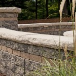 Estate Wall Retaining Wall Block by Unilock at Benson Stone Co. in Rockford, IL