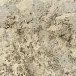 Alaska White Granite Countertops at Benson Stone Company in Rockford, IL