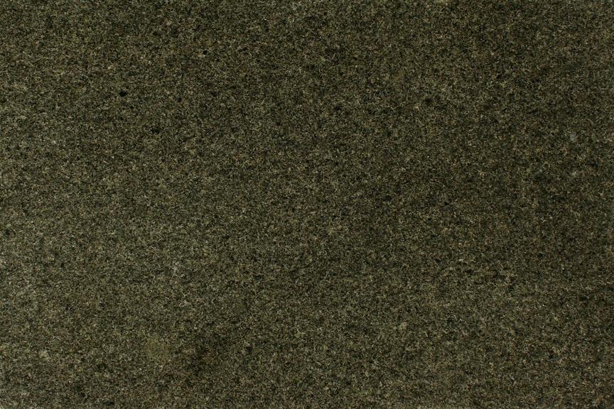 Atlantic Green Granite Countertops At Benson Stone Company In Rockford, IL