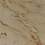 Bianco Perla Granite Countertops at Benson Stone Company in Rockford, IL