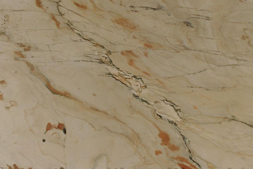Bianco Perla Granite Countertops At Benson Stone Company In Rockford, IL
