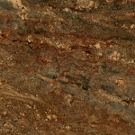 Crema Bordeaux Granite Countertops at Benson Stone Company in Rockford, IL