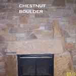 Chestnut Boulder