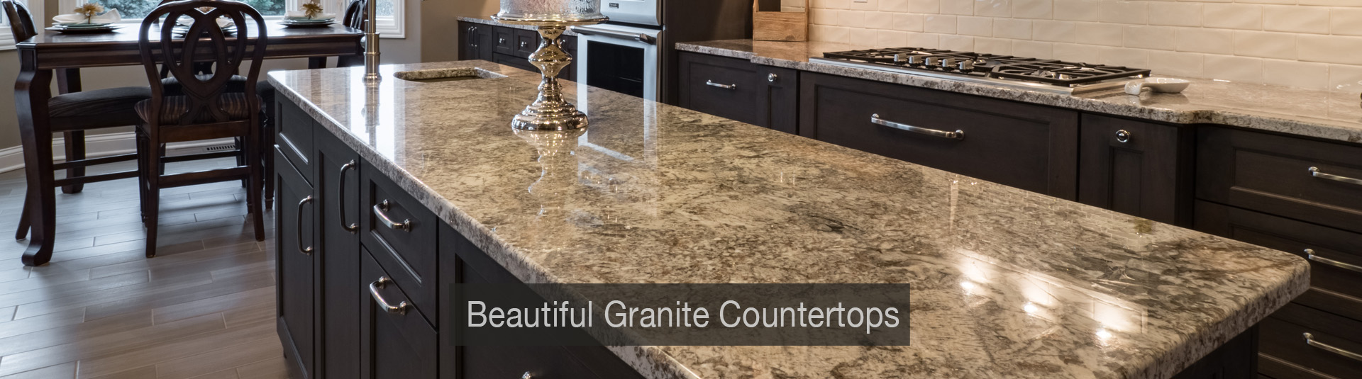 Black Granite Kitchen Pictures