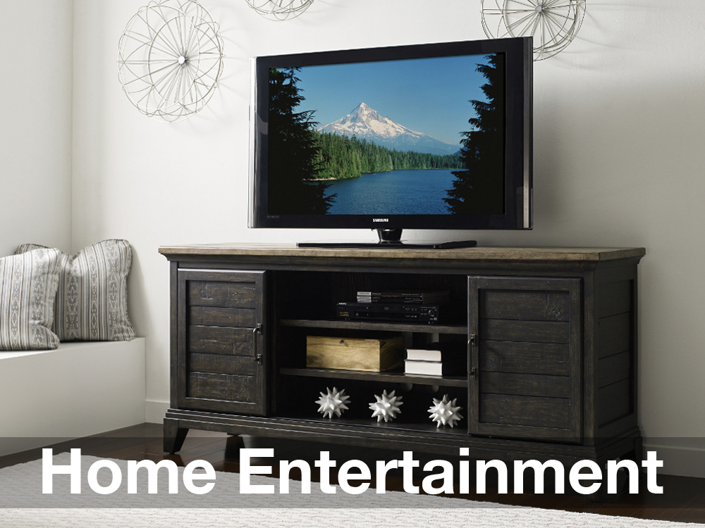 Home Entertainment Furniture Department