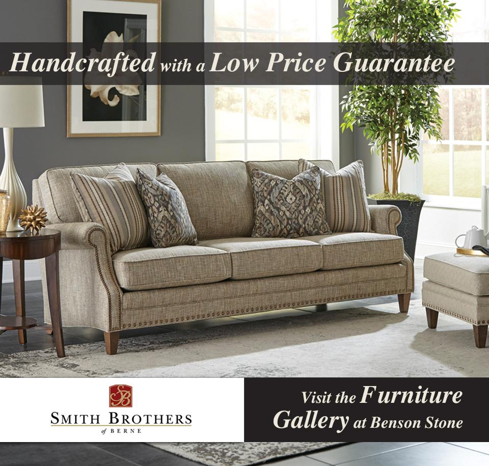 Smith Brothers Furniture Benson Stone