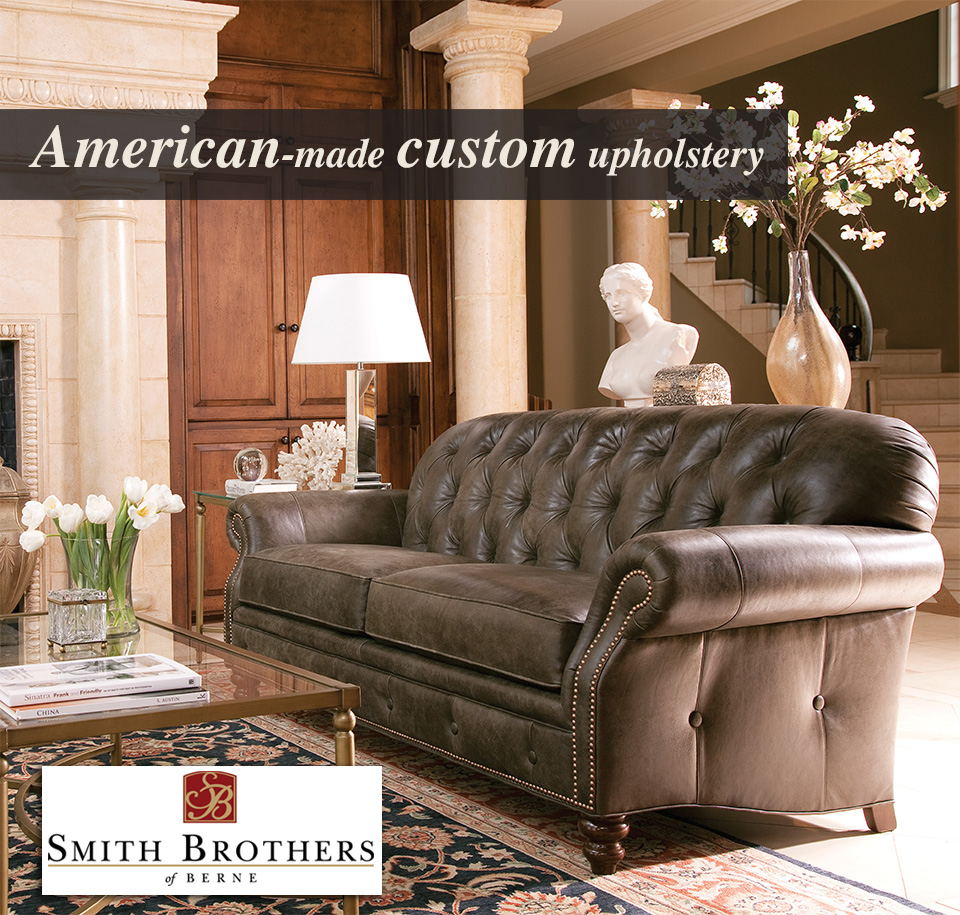 Smith Brothers Furniture Benson Stone Midwest Made