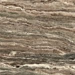 Fantasy brown leathered dolomite marble