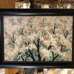 tree painting wall art rockford il