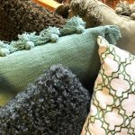 green throw pillows rockford il