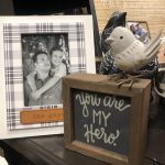 father's day frame gift rockford il