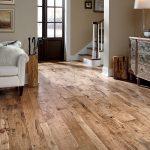 Pacaya mesquite hardwood floors in a living room