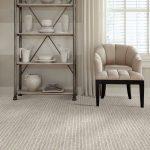 Basket texture carpet in sand color